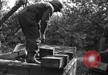 Image of United States 87th Chemical Mortar Battalion Carentan France, 1944, second 34 stock footage video 65675051323