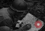 Image of United States 87th Chemical Mortar Battalion Carentan France, 1944, second 23 stock footage video 65675051324