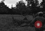 Image of United States 87th Chemical Mortar Battalion Carentan France, 1944, second 30 stock footage video 65675051324