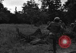 Image of United States 87th Chemical Mortar Battalion Carentan France, 1944, second 31 stock footage video 65675051324