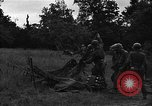Image of United States 87th Chemical Mortar Battalion Carentan France, 1944, second 33 stock footage video 65675051324