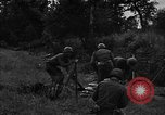 Image of United States 87th Chemical Mortar Battalion Carentan France, 1944, second 35 stock footage video 65675051324
