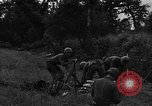 Image of United States 87th Chemical Mortar Battalion Carentan France, 1944, second 37 stock footage video 65675051324