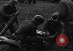 Image of United States 87th Chemical Mortar Battalion Carentan France, 1944, second 38 stock footage video 65675051324