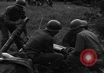 Image of United States 87th Chemical Mortar Battalion Carentan France, 1944, second 39 stock footage video 65675051324