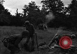 Image of United States 87th Chemical Mortar Battalion Carentan France, 1944, second 44 stock footage video 65675051324