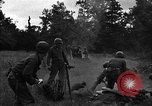 Image of United States 87th Chemical Mortar Battalion Carentan France, 1944, second 45 stock footage video 65675051324