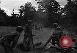 Image of United States 87th Chemical Mortar Battalion Carentan France, 1944, second 46 stock footage video 65675051324