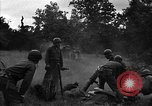 Image of United States 87th Chemical Mortar Battalion Carentan France, 1944, second 48 stock footage video 65675051324