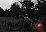 Image of United States 87th Chemical Mortar Battalion Carentan France, 1944, second 56 stock footage video 65675051324