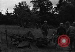 Image of United States 87th Chemical Mortar Battalion Carentan France, 1944, second 58 stock footage video 65675051324