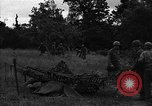 Image of United States 87th Chemical Mortar Battalion Carentan France, 1944, second 59 stock footage video 65675051324