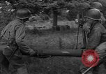 Image of United States 87th Chemical Mortar Battalion Carentan France, 1944, second 15 stock footage video 65675051325