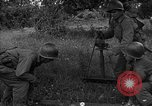 Image of United States 87th Chemical Mortar Battalion Carentan France, 1944, second 16 stock footage video 65675051325