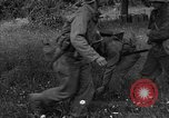 Image of United States 87th Chemical Mortar Battalion Carentan France, 1944, second 17 stock footage video 65675051325