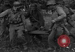 Image of United States 87th Chemical Mortar Battalion Carentan France, 1944, second 19 stock footage video 65675051325