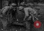 Image of United States 87th Chemical Mortar Battalion Carentan France, 1944, second 20 stock footage video 65675051325