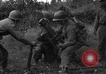 Image of United States 87th Chemical Mortar Battalion Carentan France, 1944, second 25 stock footage video 65675051325