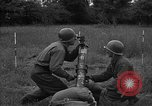 Image of United States 87th Chemical Mortar Battalion Carentan France, 1944, second 37 stock footage video 65675051325