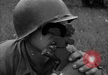 Image of United States 87th Chemical Mortar Battalion Carentan France, 1944, second 38 stock footage video 65675051325