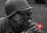 Image of United States 87th Chemical Mortar Battalion Carentan France, 1944, second 40 stock footage video 65675051325