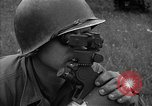 Image of United States 87th Chemical Mortar Battalion Carentan France, 1944, second 41 stock footage video 65675051325