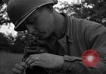 Image of United States 87th Chemical Mortar Battalion Carentan France, 1944, second 54 stock footage video 65675051325