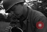 Image of United States 87th Chemical Mortar Battalion Carentan France, 1944, second 55 stock footage video 65675051325