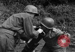 Image of United States 87th Chemical Mortar Battalion Carentan France, 1944, second 3 stock footage video 65675051326