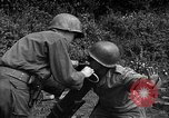 Image of United States 87th Chemical Mortar Battalion Carentan France, 1944, second 4 stock footage video 65675051326