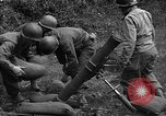 Image of United States 87th Chemical Mortar Battalion Carentan France, 1944, second 12 stock footage video 65675051326