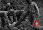 Image of United States 87th Chemical Mortar Battalion Carentan France, 1944, second 13 stock footage video 65675051326