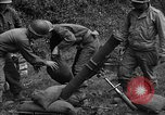 Image of United States 87th Chemical Mortar Battalion Carentan France, 1944, second 14 stock footage video 65675051326
