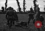 Image of United States 87th Chemical Mortar Battalion Carentan France, 1944, second 16 stock footage video 65675051326