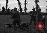 Image of United States 87th Chemical Mortar Battalion Carentan France, 1944, second 17 stock footage video 65675051326