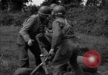 Image of United States 87th Chemical Mortar Battalion Carentan France, 1944, second 22 stock footage video 65675051326