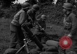 Image of United States 87th Chemical Mortar Battalion Carentan France, 1944, second 23 stock footage video 65675051326