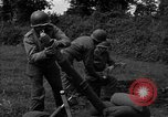 Image of United States 87th Chemical Mortar Battalion Carentan France, 1944, second 24 stock footage video 65675051326