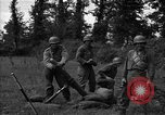 Image of United States 87th Chemical Mortar Battalion Carentan France, 1944, second 25 stock footage video 65675051326