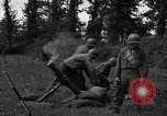 Image of United States 87th Chemical Mortar Battalion Carentan France, 1944, second 26 stock footage video 65675051326