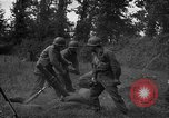 Image of United States 87th Chemical Mortar Battalion Carentan France, 1944, second 27 stock footage video 65675051326
