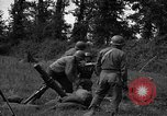 Image of United States 87th Chemical Mortar Battalion Carentan France, 1944, second 31 stock footage video 65675051326