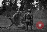 Image of United States 87th Chemical Mortar Battalion Carentan France, 1944, second 32 stock footage video 65675051326