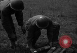Image of United States 87th Chemical Mortar Battalion Carentan France, 1944, second 35 stock footage video 65675051326