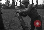 Image of United States 87th Chemical Mortar Battalion Carentan France, 1944, second 38 stock footage video 65675051326