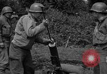 Image of United States 87th Chemical Mortar Battalion Carentan France, 1944, second 39 stock footage video 65675051326