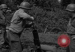 Image of United States 87th Chemical Mortar Battalion Carentan France, 1944, second 42 stock footage video 65675051326