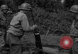 Image of United States 87th Chemical Mortar Battalion Carentan France, 1944, second 43 stock footage video 65675051326