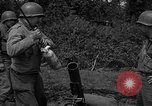 Image of United States 87th Chemical Mortar Battalion Carentan France, 1944, second 44 stock footage video 65675051326