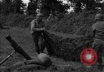 Image of United States 87th Chemical Mortar Battalion Carentan France, 1944, second 46 stock footage video 65675051326